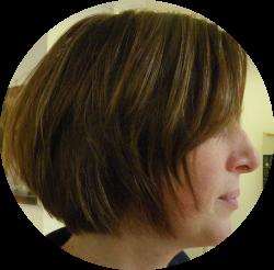 Sabine Ertel selbststaendige Friseurmeisterin, Karlsruhe